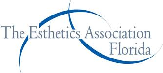 Esthetics Association Florida logo
